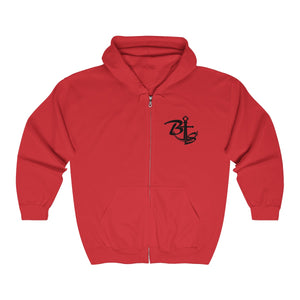 Logo zip up