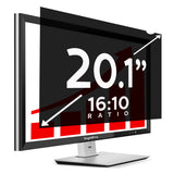 "SightPro Black 20.1"" 16:10 Privacy Screen"