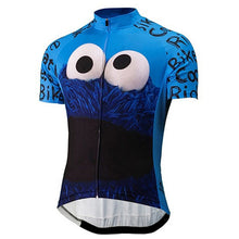 Load image into Gallery viewer, Cookie Monster Cycling Jersey