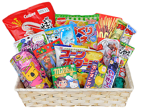 Japanese Candy Box