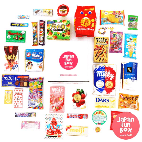 FAMILY BOX /</br>Pay Every Month - Japan Fun Box