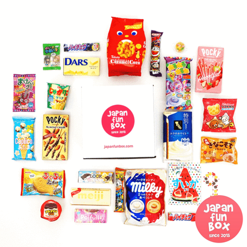 PRIME BOX /</br>Pay Every Month - Japan Fun Box