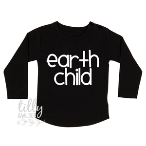 Earth Child Long Sleeve T-Shirt