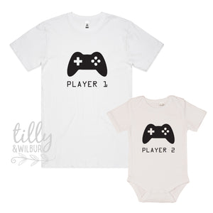 Player 1 Player 2 Matching Father Son Set