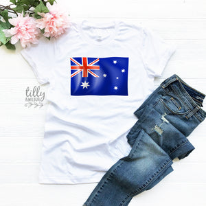 Australian Flag Women's T-Shirt