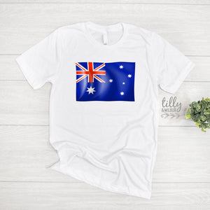 Australian Flag Men's T-Shirt
