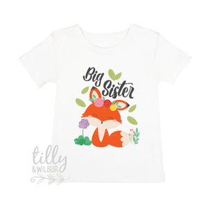 Big Sister Girls T-Shirt