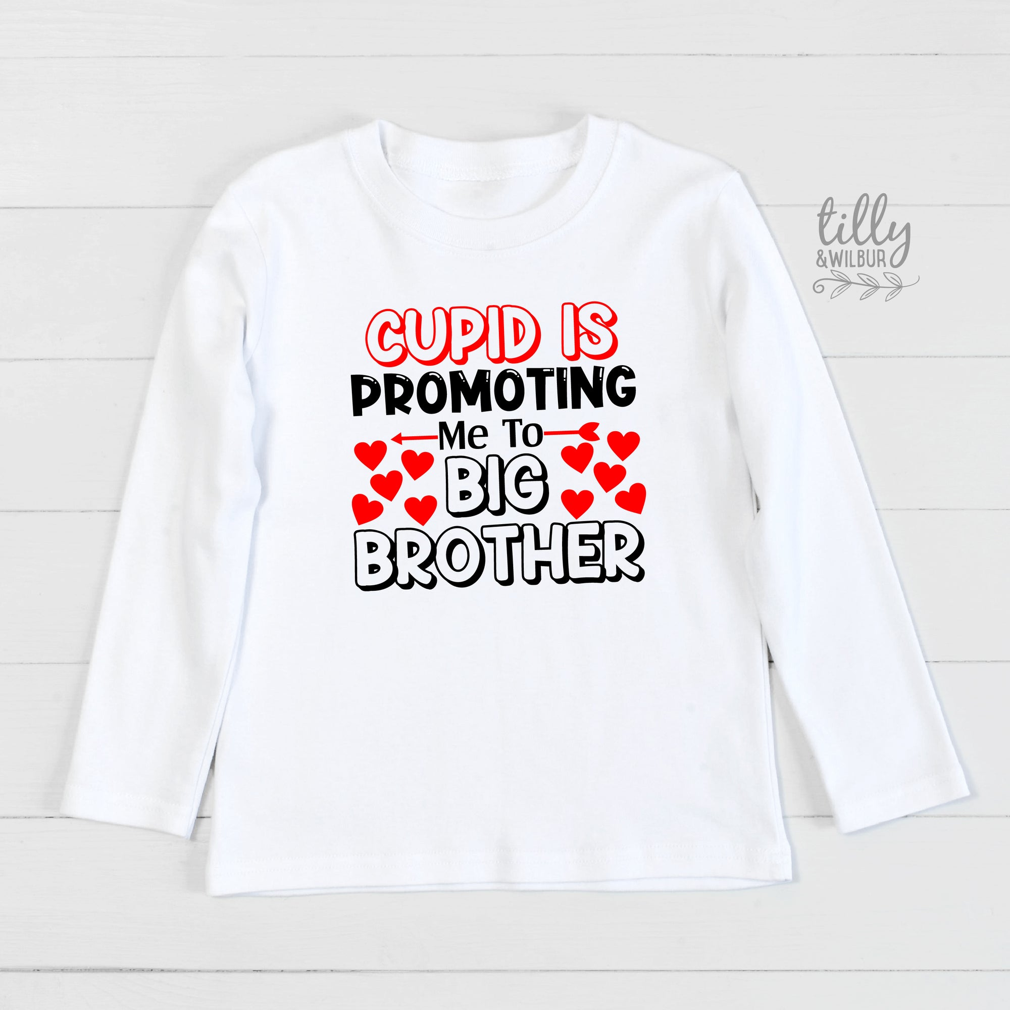 Cupid Is Promoting Me To Big Brother T-Shirt