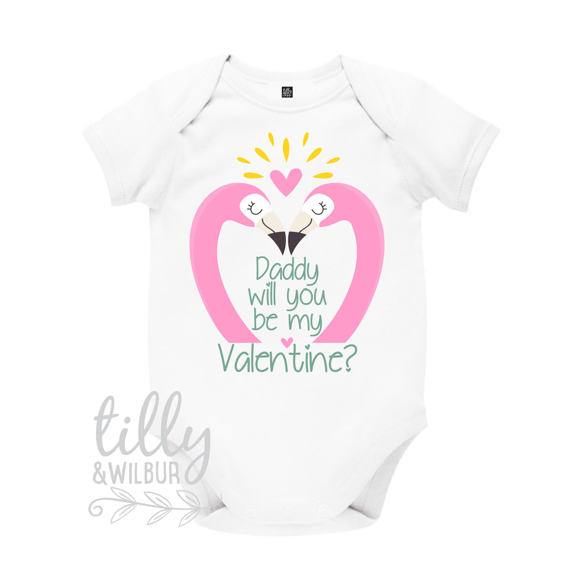 Daddy, Will You Be My Valentine?
