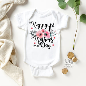 Happy 1st Mother's Day 2021