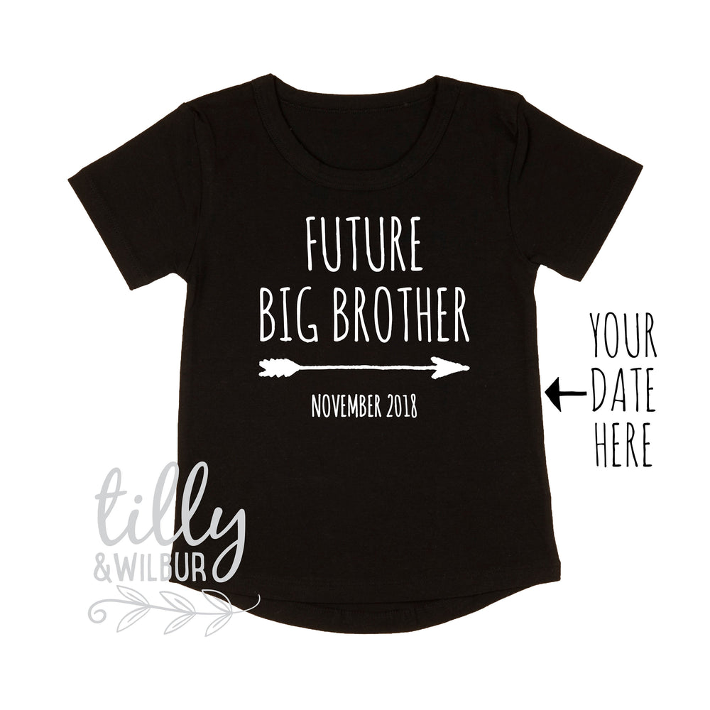 Future Big Brother T-Shirt For Boys