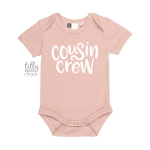 Cousin Crew Bodysuit, Cousin Crew For Life, Cousin Crew Tribe, Cousin Crew Squad, Pregnancy Announcements, Family Photos, Cousins For Life