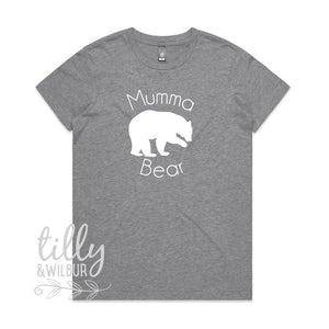 Mumma Bear Mother's Day T-Shirt