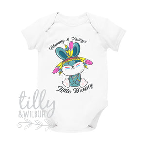 Mummy & Daddy's Little Bunny Bodysuit