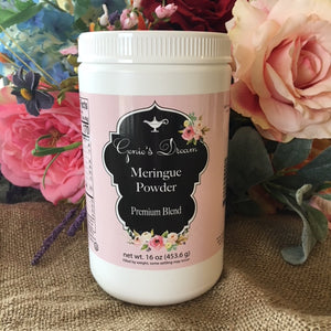 Genie's Dream Premium Meringue Powder