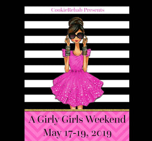 Girly Girls Cookie Rehab - DEPOSIT