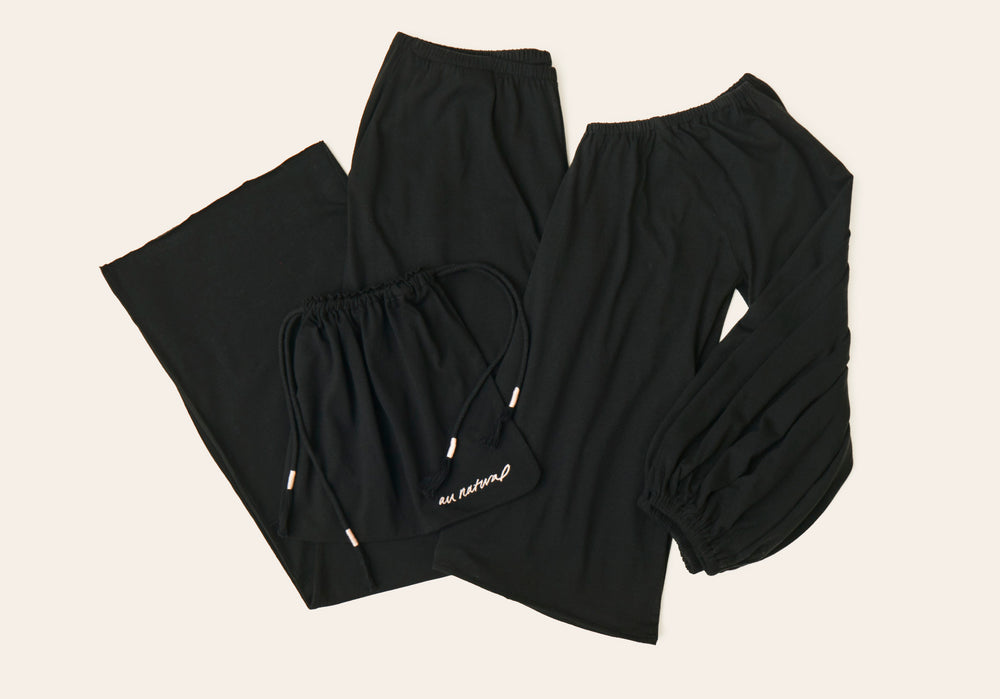 Long Sleeve and Pant Gift Set