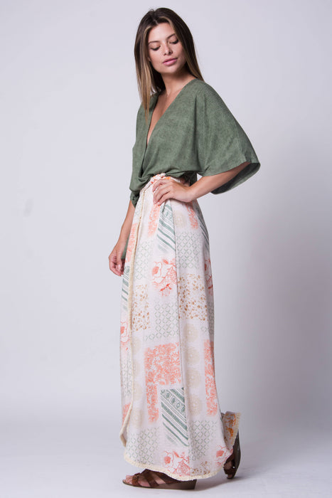 Solstice Wrap Skirt