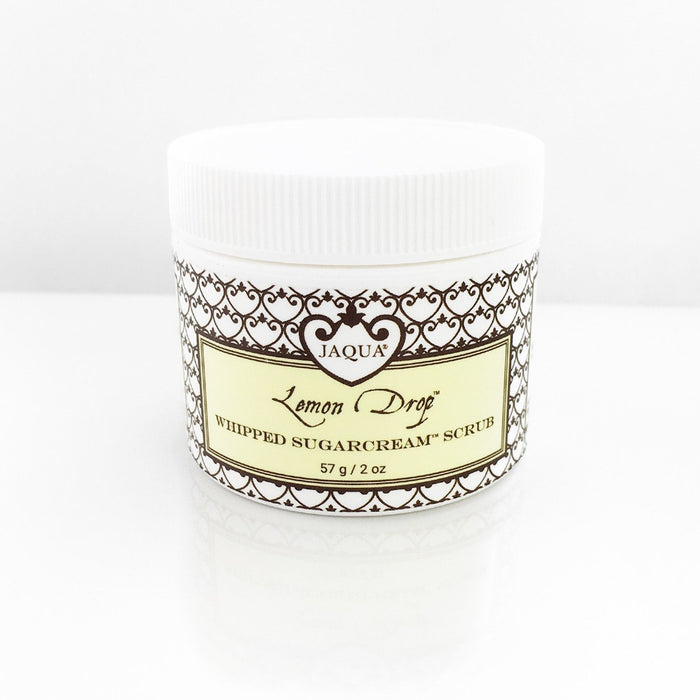 Lemon Drop Sweet Mini Whipped SugarCream Scrub