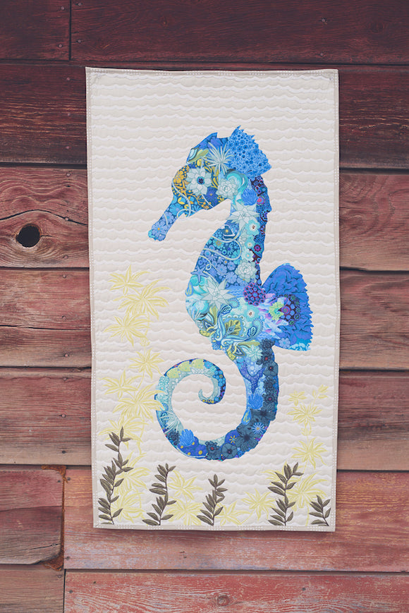 Ebba - Seahorse Pattern