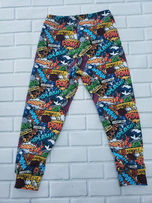 4T Comic Lounge Pants