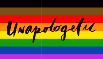 Unapologetic Flag