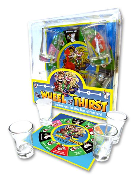 Wheel Of Thirst