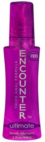 Encounter Ultimate Anal Lubricant  2.Oz