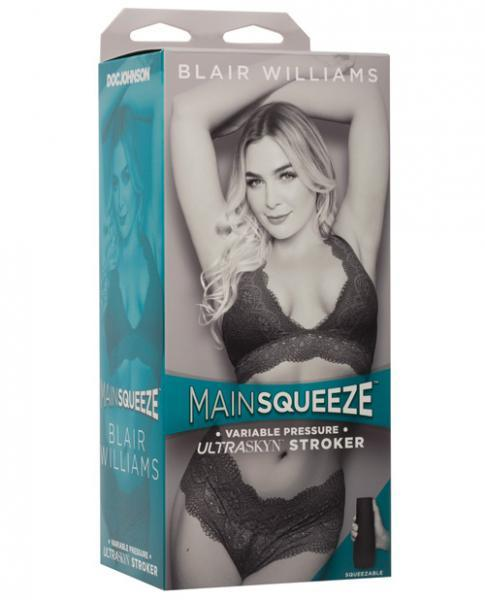 Main Squeeze Blair Williams Pussy Stroker
