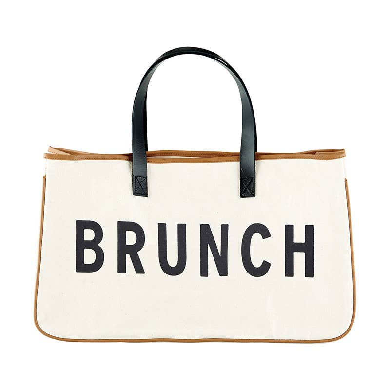 Canvas Tote / Brunch