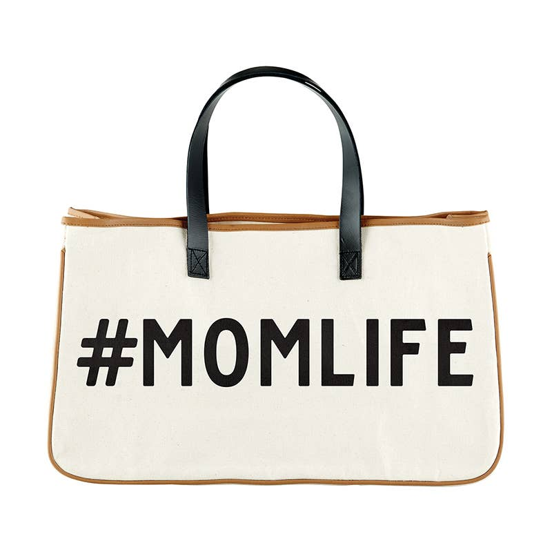 Canvas Tote / Mom Life