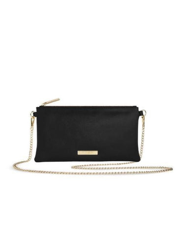 Freya Crossbody Bag / Black