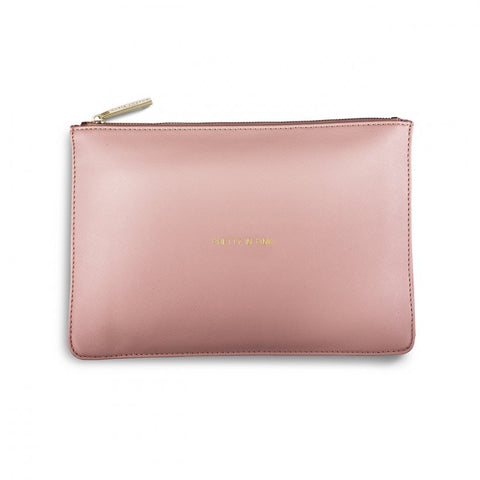 Perfect Pouch / Pretty In Pink