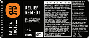 Relief Remedy