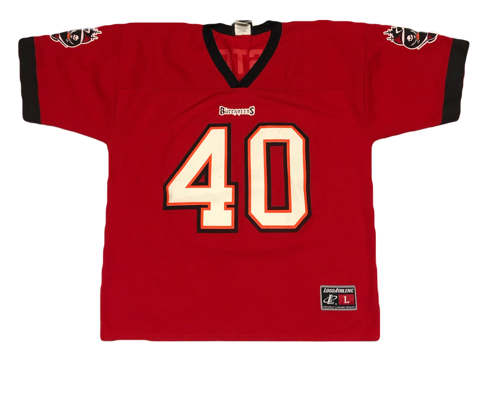 cheap for discount fb391 47155 Vintage 90s Buccaneers Mike Alstott Jersey | Beyond 94