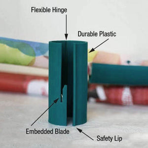 Slide Wrapping Paper Cutter