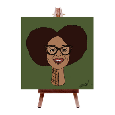 Canvas Portrait Print (Add-on)