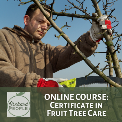 Certificate in Fruit Tree Care Online Course
