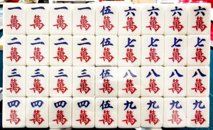 Premium Mahjong Tiles for Automatic Mahjong Tables