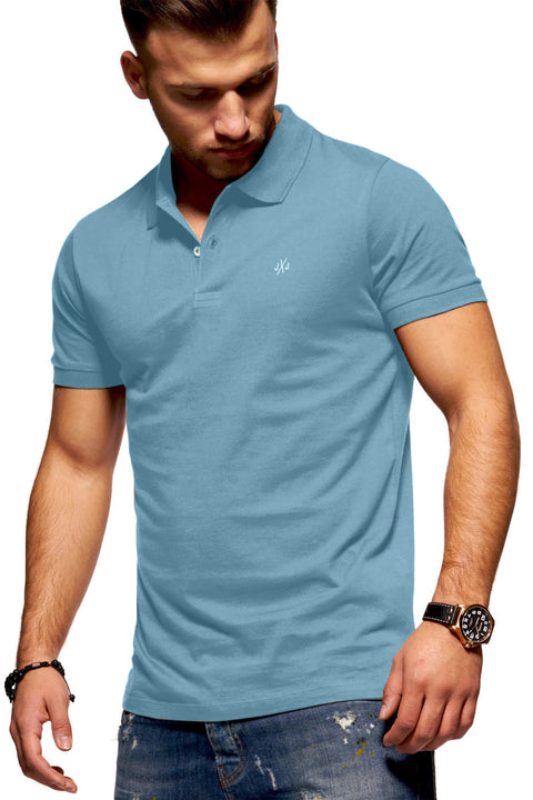 Jack & Jones Herren Poloshirt Polohemd Shirt Basic