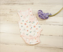 Load image into Gallery viewer, Flower Tank Top Onesie