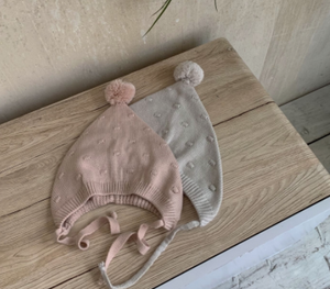 Baby & Toddler Bonnet for your girl or a girl.