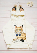 Load image into Gallery viewer, Little Lynx Thermal Boys Hoodie