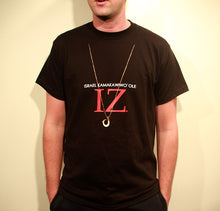 Load image into Gallery viewer, IZ HOOK T-SHIRT - BLACK