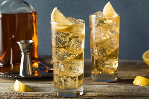 Whiskey Ginger-ale