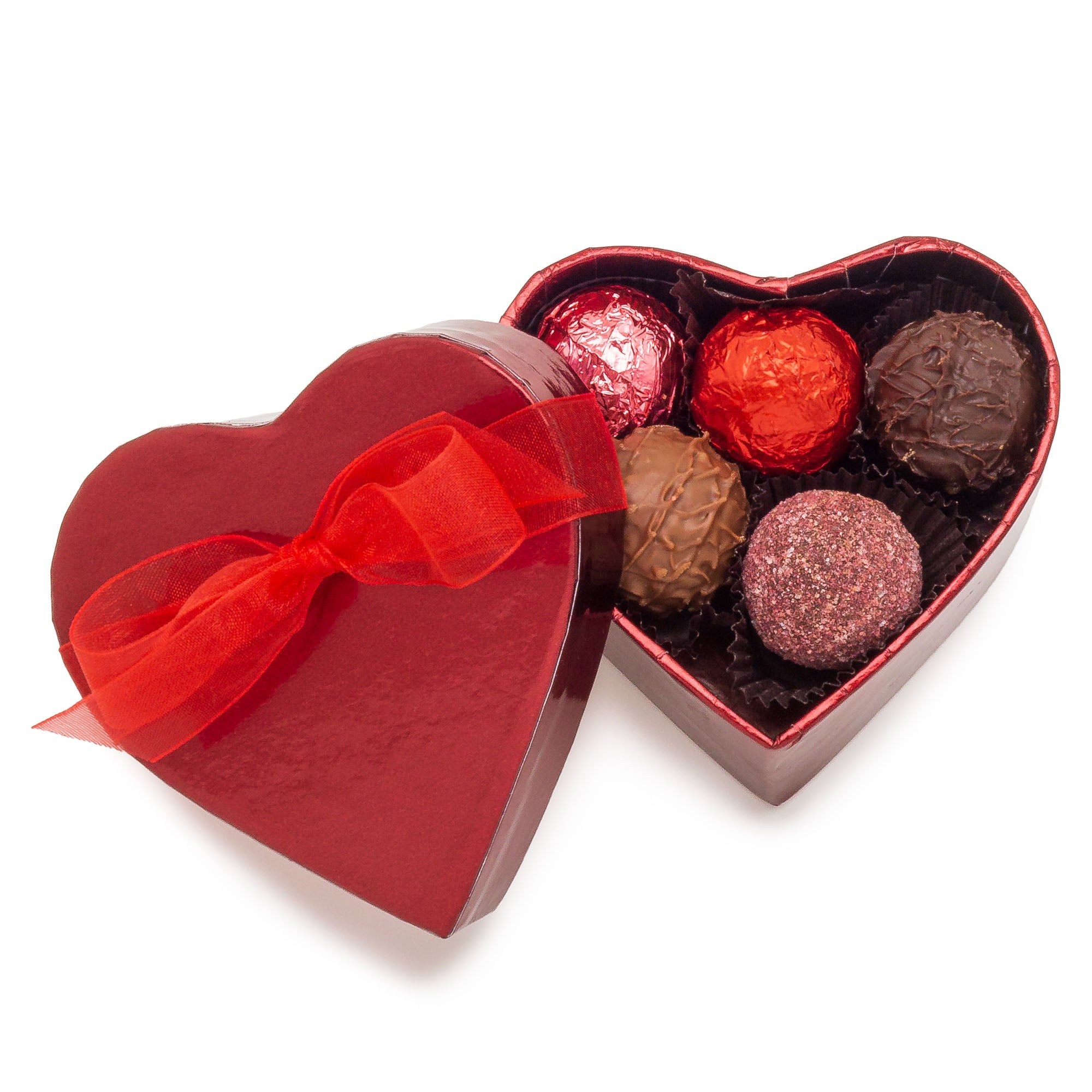Valentine Heart Shaped Box Selection Maison André S Confiserie Suisse