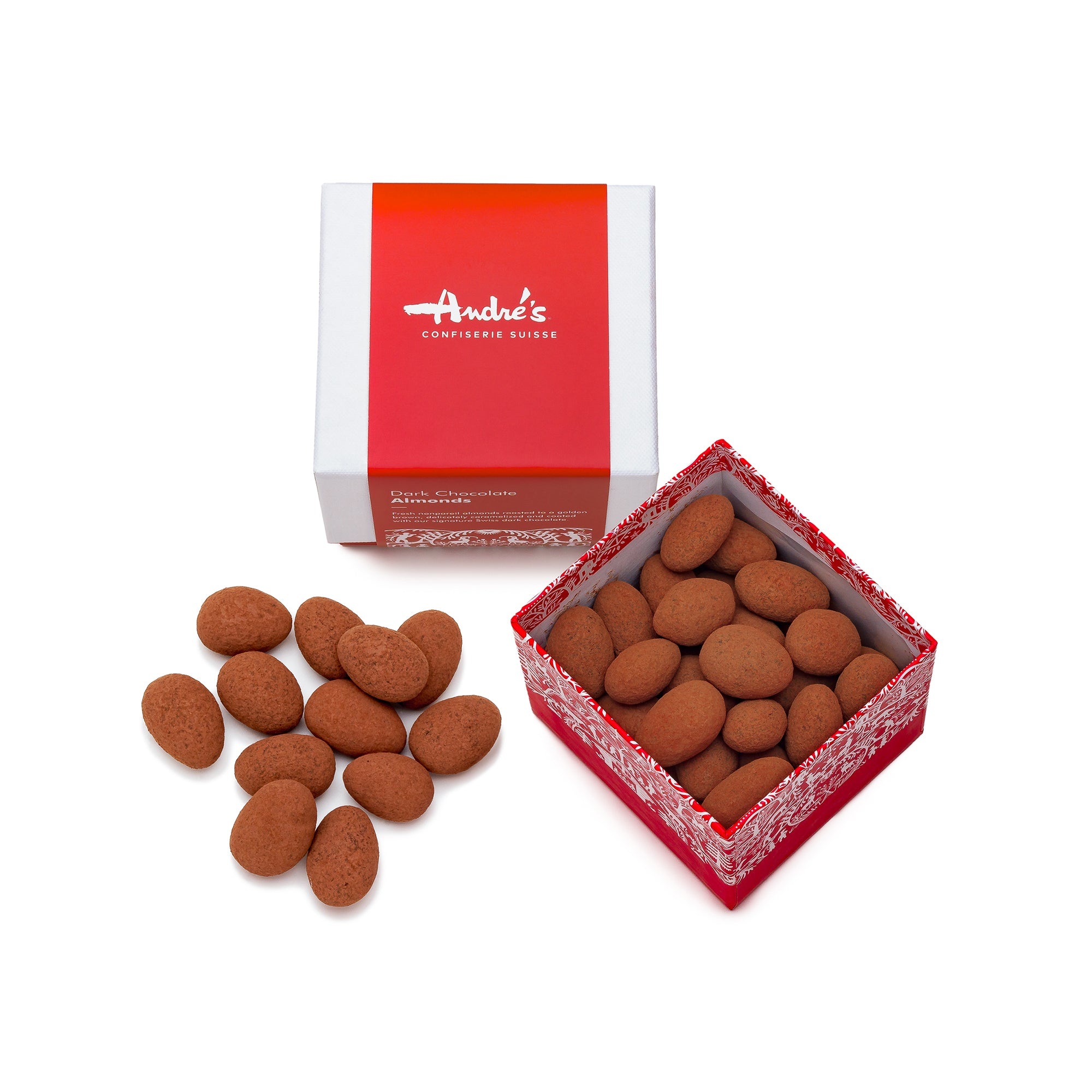 Signature Dark Chocolate Almonds