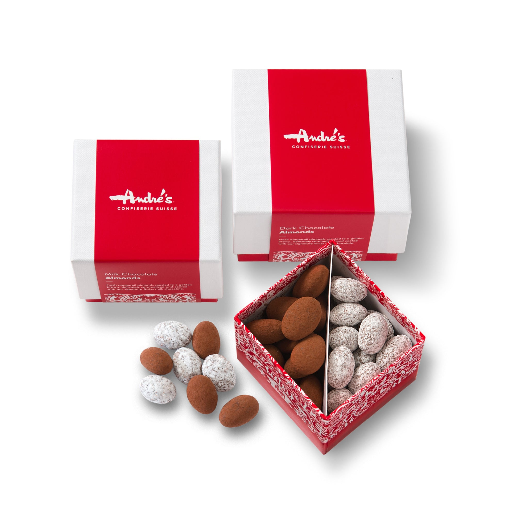 Signature Chocolate Almonds
