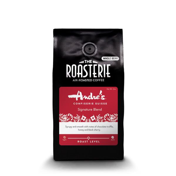 André's Signature Blend Roasterie Coffee