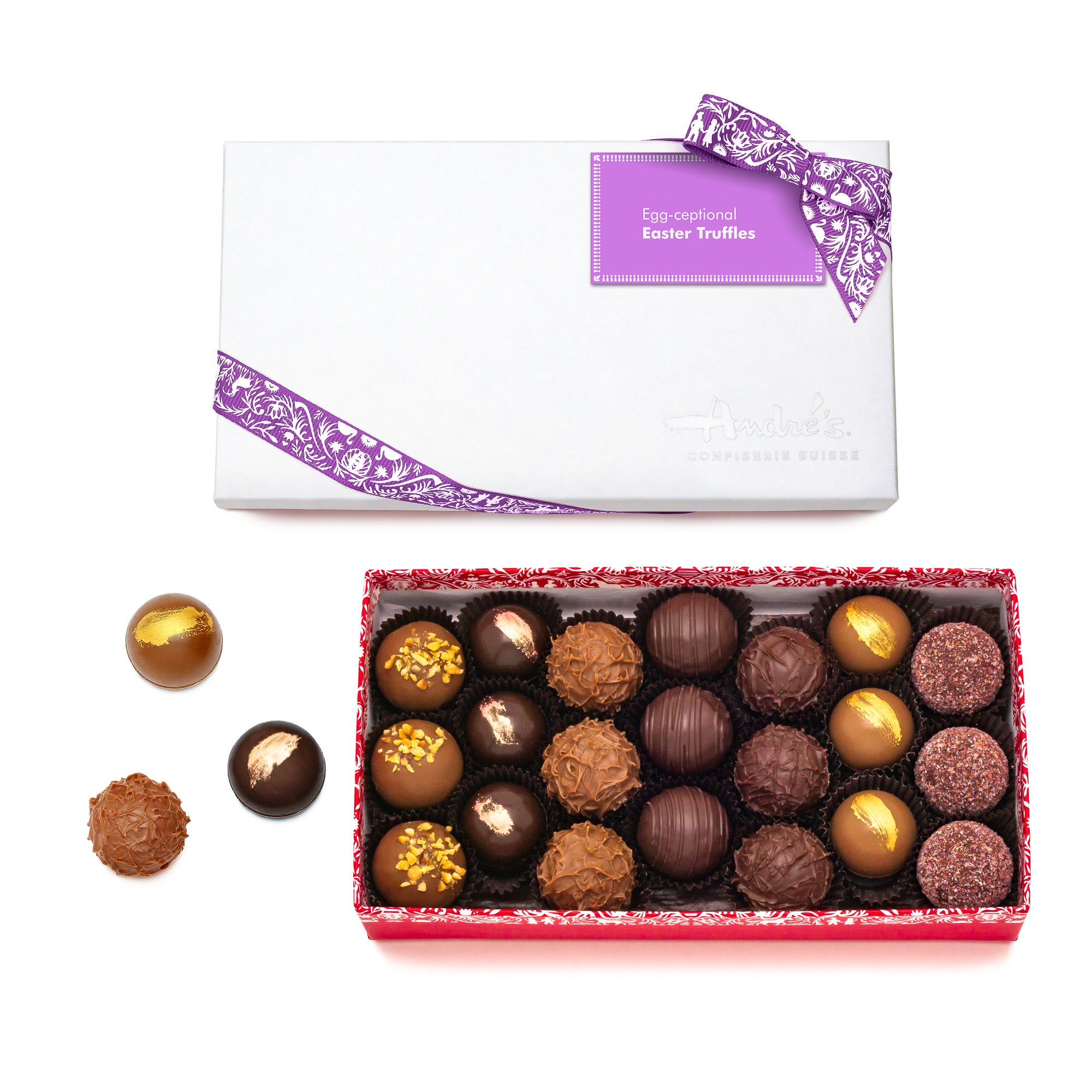 Egg-ceptional Truffles